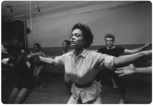 Eartha kitt e James Dean