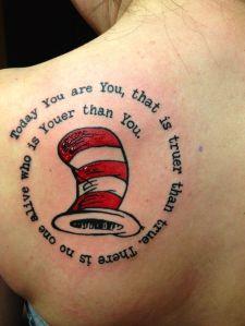 Tatuagem Literária